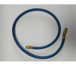 Przewód ciśnieniowy 90cm niebieski Refco