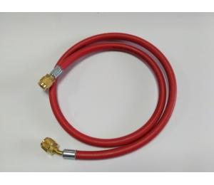 Przewód ciśnieniowy 90cm czerwony
