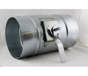Przepustnica okrągła DS-MPJ 200 (z rączką)