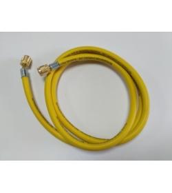 """Przewód ciśnieniowy 36"""" 90cm 1/4"""" żółty Shineyear"""