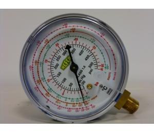 Manometr M2-250 REFCO R407C, R134a, R404A