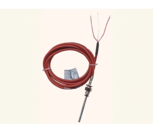 Czujnik temperatury PT-100/SILIKON/H6x100 PControl