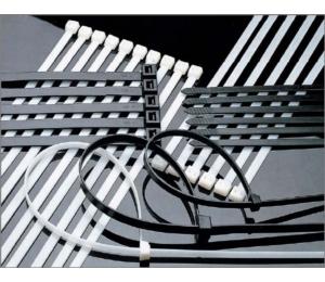 Opaski kablowe 3.5x145mm opak 100szt