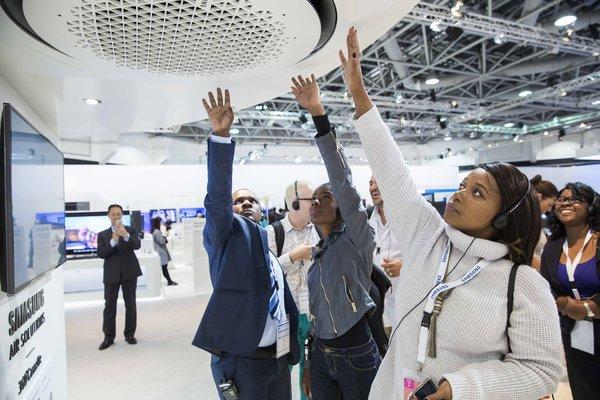 Samsung wprowadza okrągłe klimatyzatory